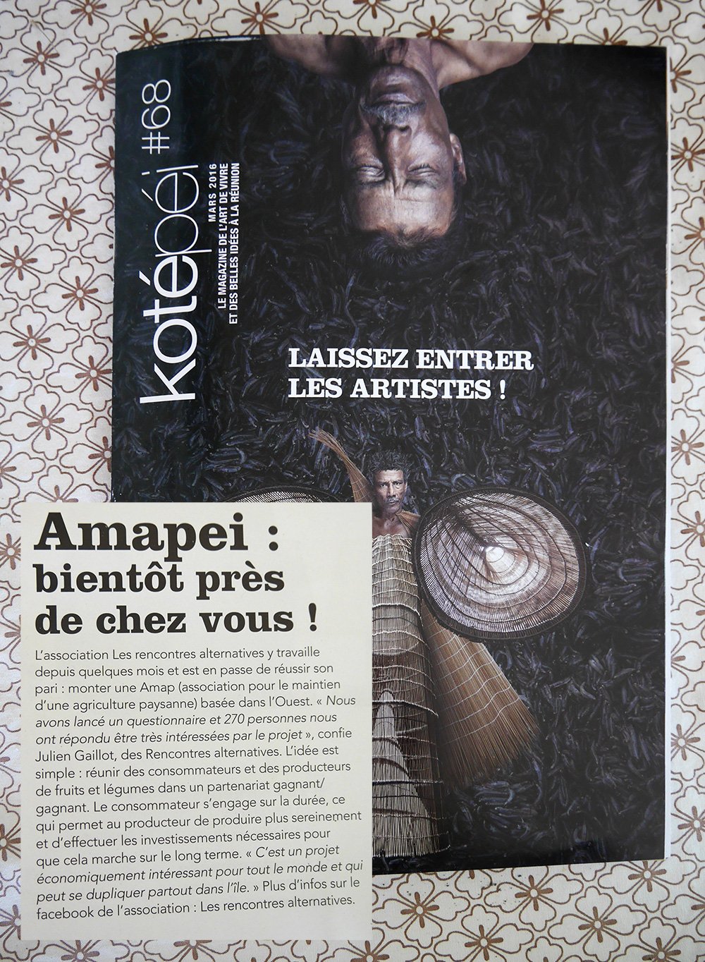 amapéi - kotépéi - Les rencontres alternatives
