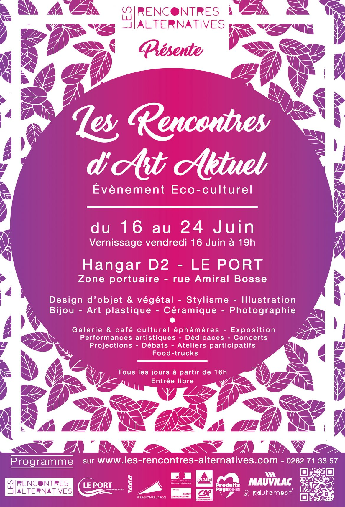 Rencontres alternatives 2017
