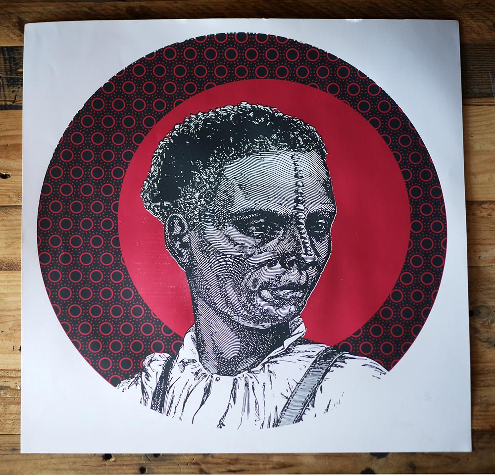 LRA - Portrait d'esclave