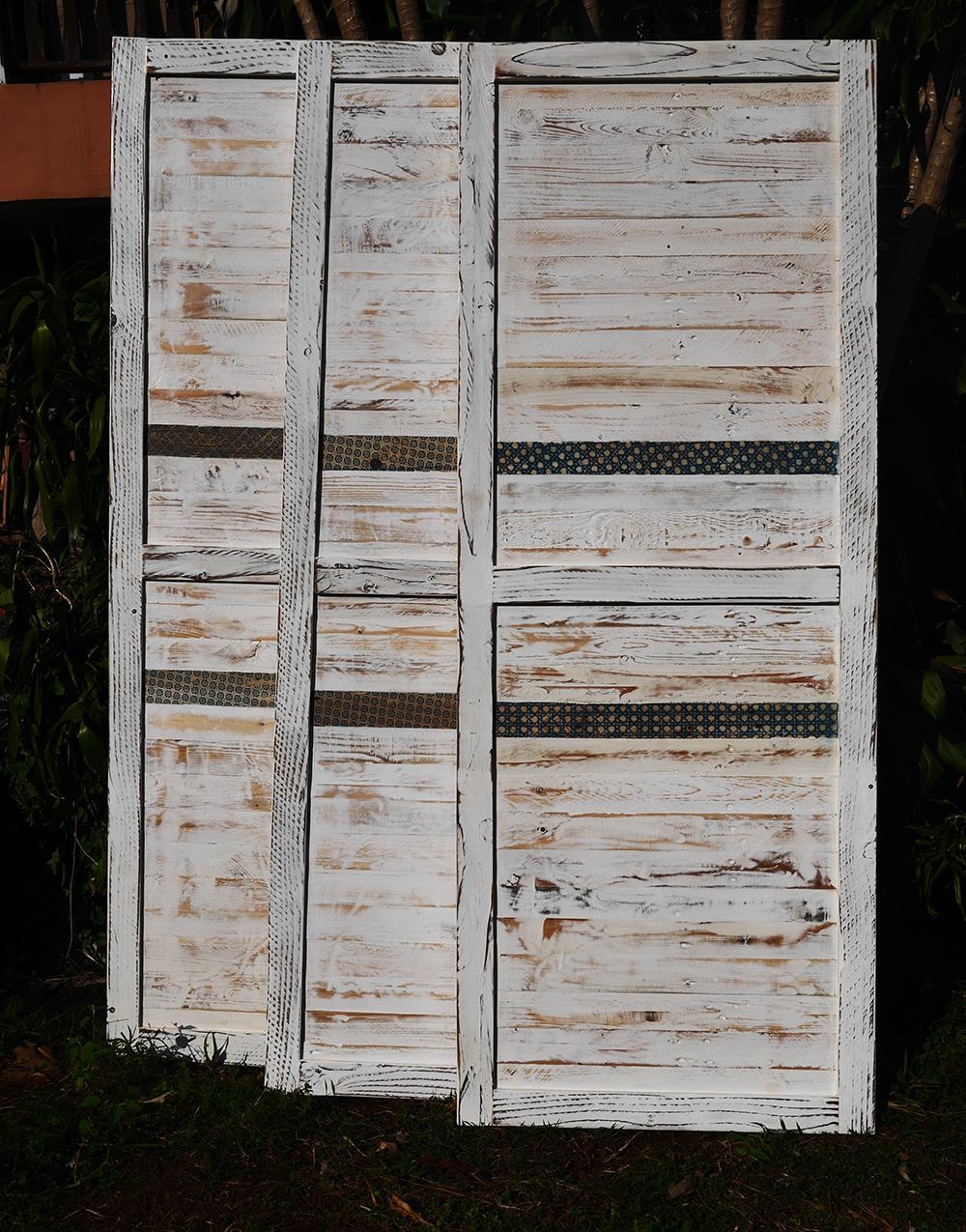les rencontres alternatives portes en bois de palettes. Black Bedroom Furniture Sets. Home Design Ideas
